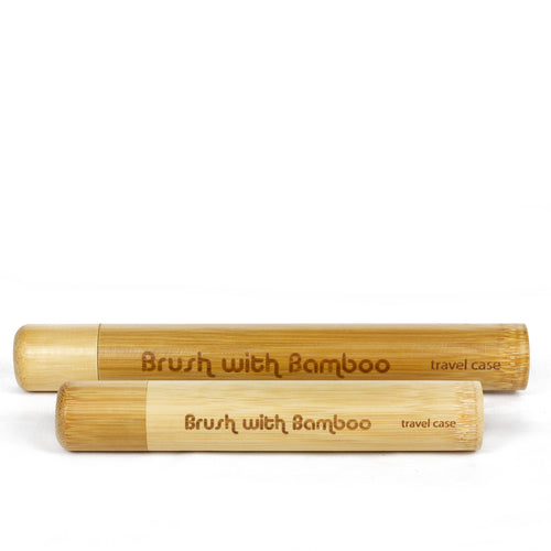 Zero Waste Toothbrush Travel Cases | Well Earth Goods