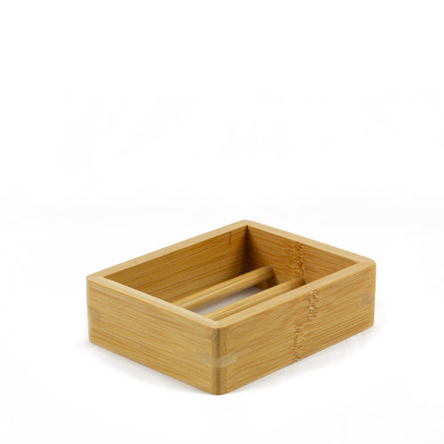 Bamboo Soap Dish | Well Earth Goods