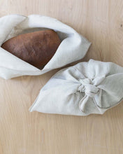 Load image into Gallery viewer, Linen Bento Bags | Well Earth Goods