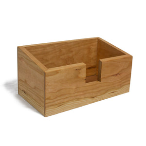 NotPaper Towel Storage Box | Well Earth Goods
