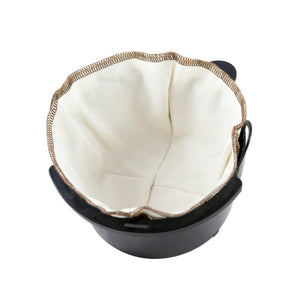 CoffeeSock Standard Drip Basket Cotton Coffee Filter (2pack) - Free Shipping | Well Earth Goods