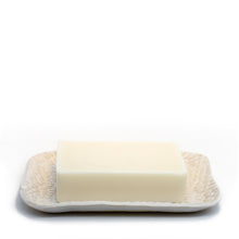 Load image into Gallery viewer, Ceramic White Soap Dish | Well Earth Goods