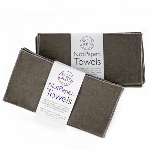 NotPaper Towels | Well Earth Goods