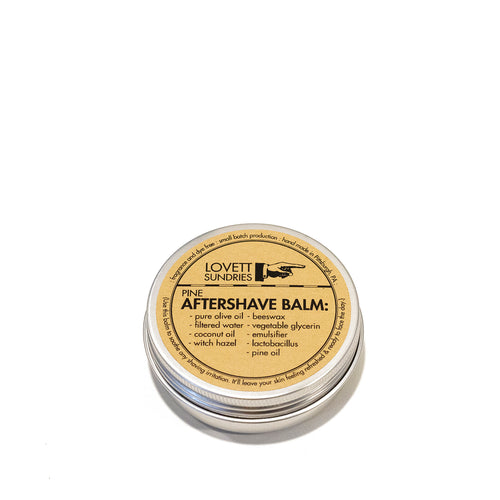 Aftershave Balm | Well Earth Goods