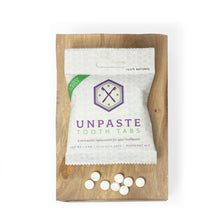 Load image into Gallery viewer, UnpasteZero Waste Toothpaste Tablets_| WellEarthGoods