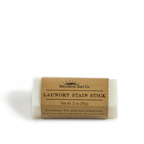 No Plastic All Natural Laundry Stain Remover | Well Earth Goods