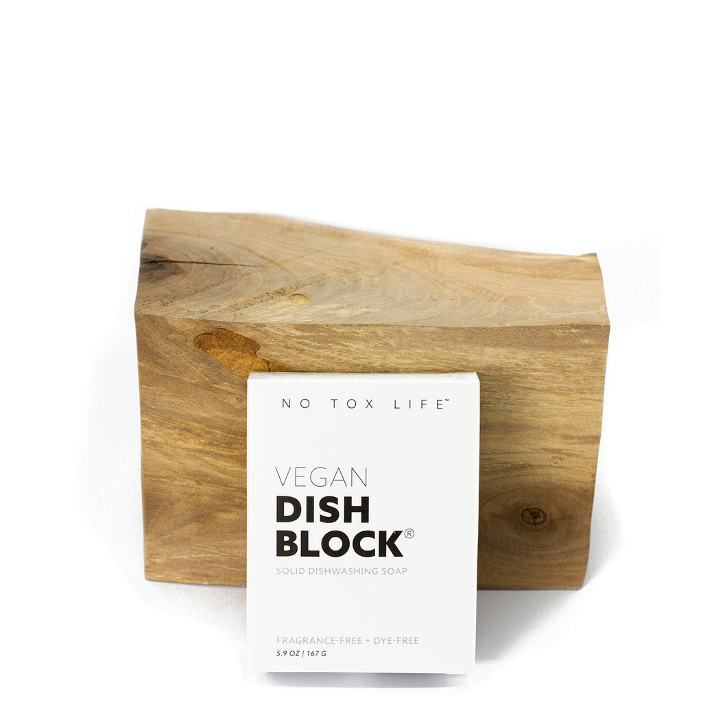 Zero Waste Dish Washing Block Soap