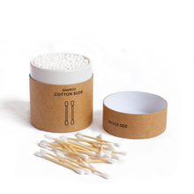 Load image into Gallery viewer, Zero Waste Cotton Swabs | Well Earth Goods