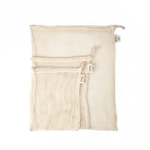 Mesh Organic Reusable Produce Bags