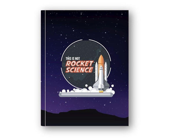 Rocket Science Notebook