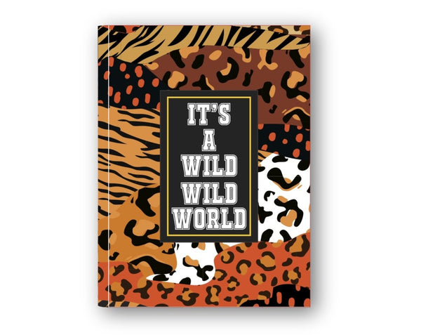 Wild Wild World - Notebook