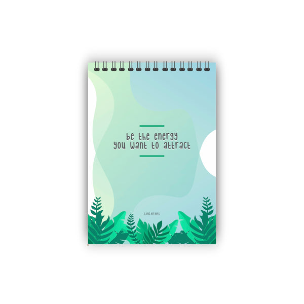 My Everyday Yoga Planner