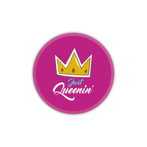 Just Queenin