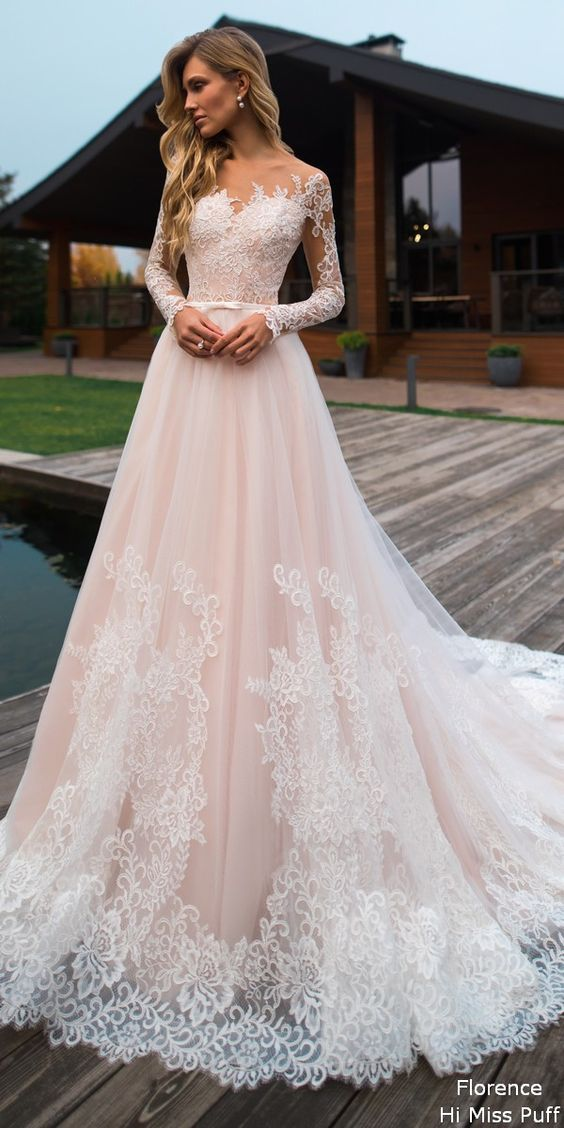 Charming Wedding Longs Lace Sexy Strapless Evening Appliques Stunning Long Sleeves Long Prom Sexy Appliques Long Wedding Beading Bridal Dress