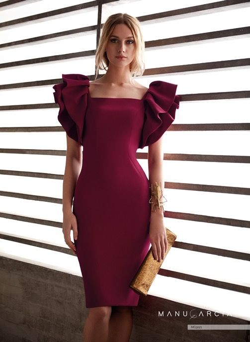 wine red party dress cap sleeve evening dress mermaid homecoming dress