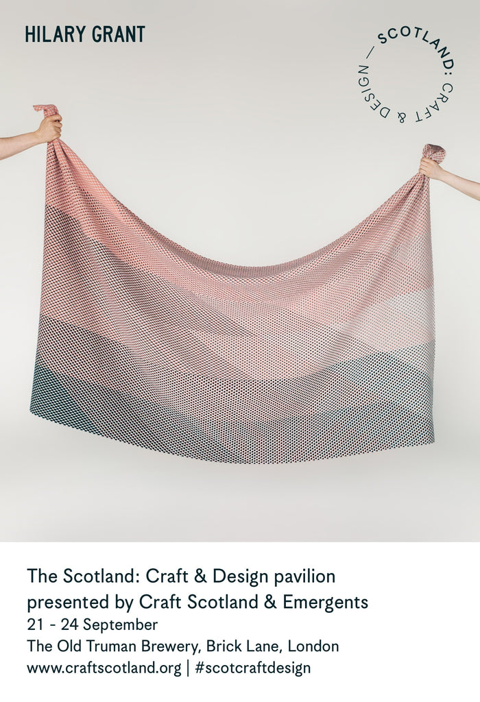 Scotland: Craft & Design Pavilion