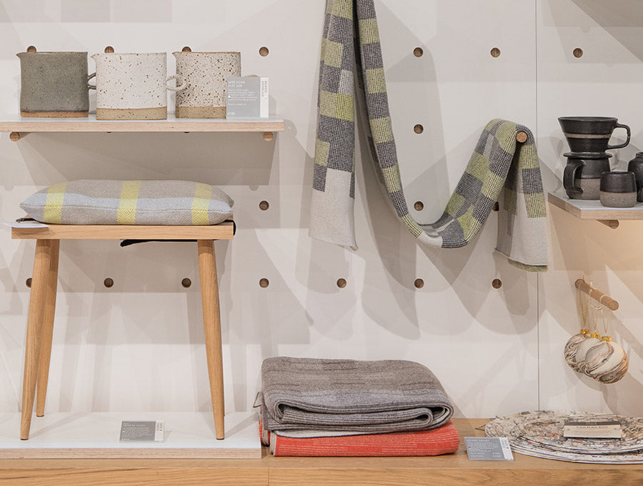 Find our blankets at Tate Edit this Autumn Winter