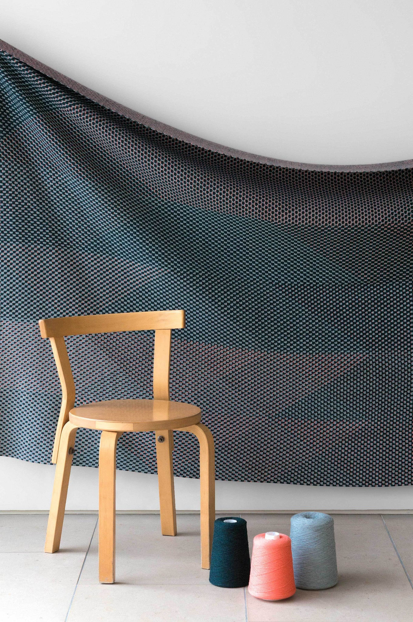 Seaward Blanket - Hilary Grant + Pier Arts Centre