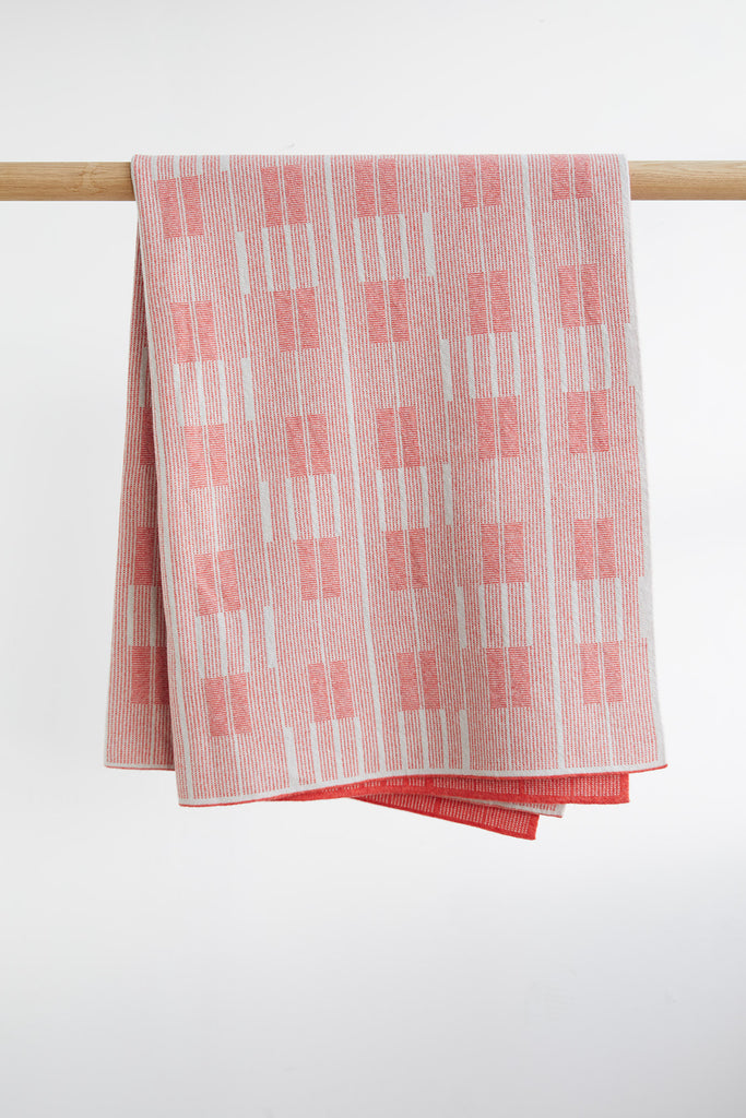 "Small Blanket ""Asplund""<br/>Rowan + Smoke"