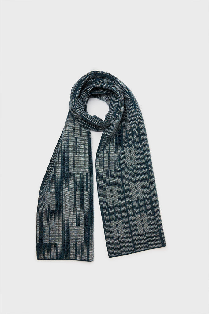 "Scarf ""Asplund""<br/>Ink + Birch"