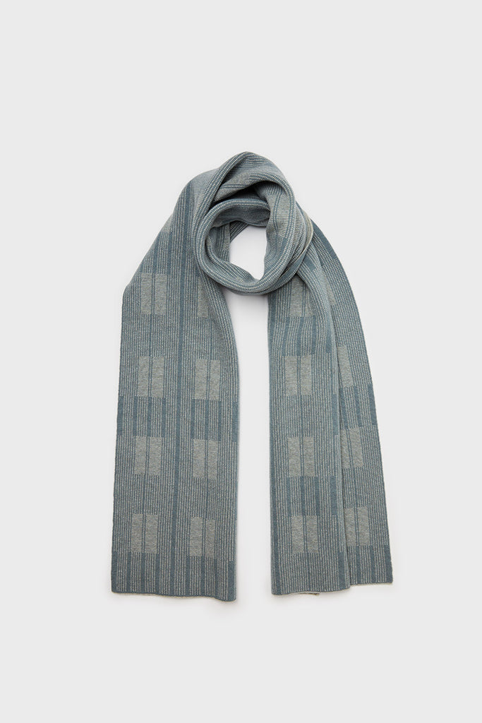 "Scarf ""Asplund""<br/>North Sea + Birch"