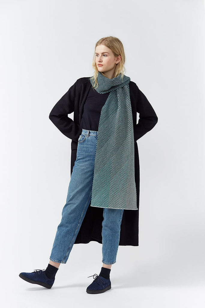 "Scarf ""Voe""<br/>Iona + Ink"