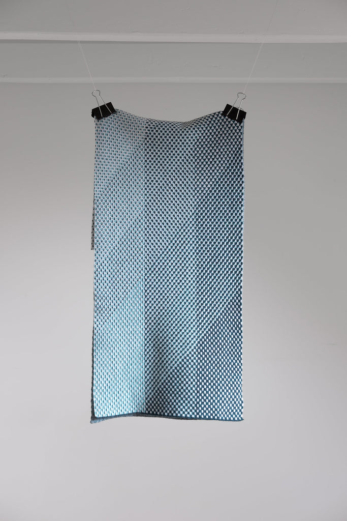 "Scarf ""Voe"" AW18</br>Ink + Iona"