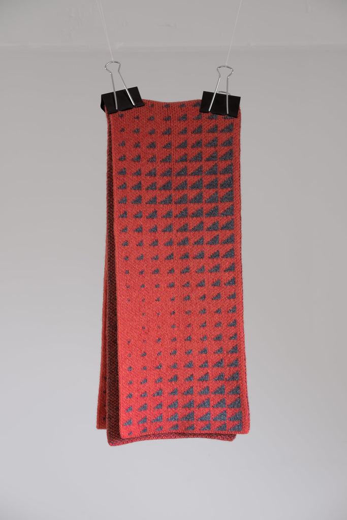 "Small Scarf ""Untitled""</br>Rowan + Wolf"