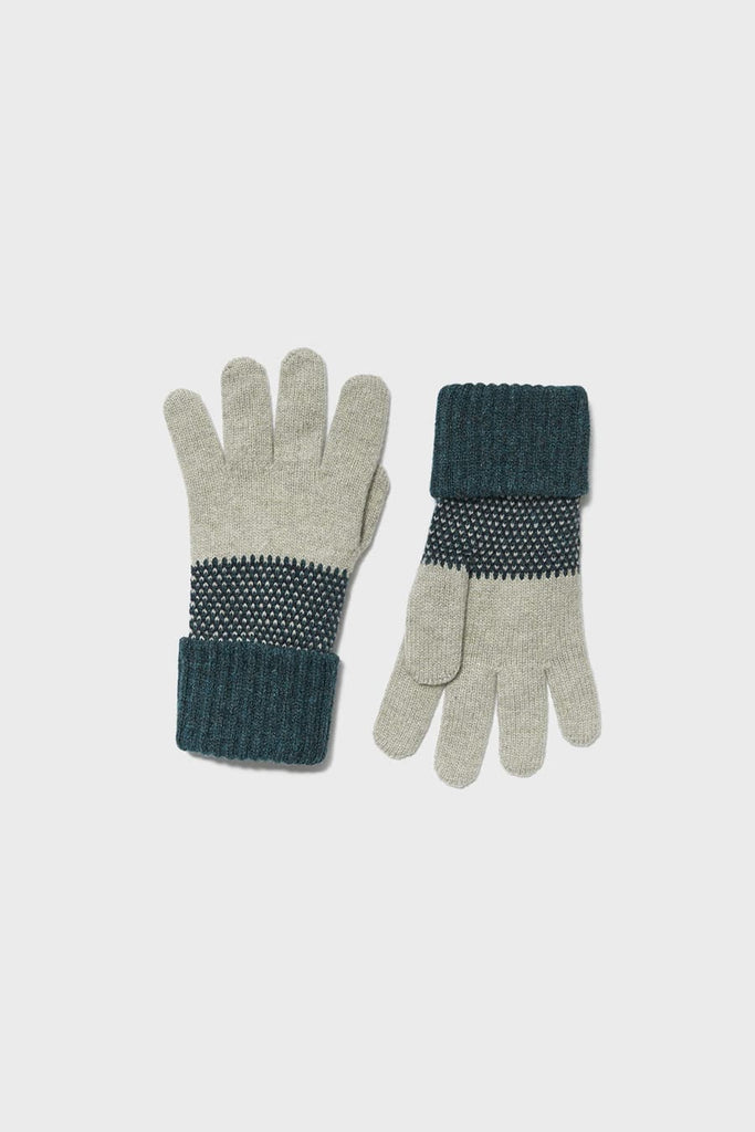 "Gloves ""Tivoli""<br/>Ink, Navy + Birch"