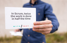 Load image into Gallery viewer, Scrum Mythbusters 2.0 (Also For Virtual Teams)