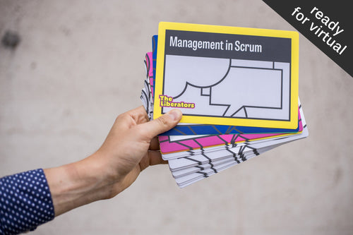 Management in Scrum (Also For Virtual Teams)