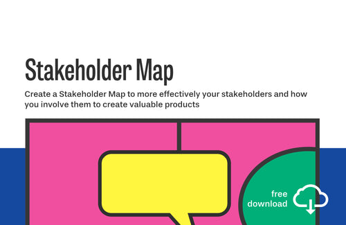 Canvas: Stakeholder Map (PDF)