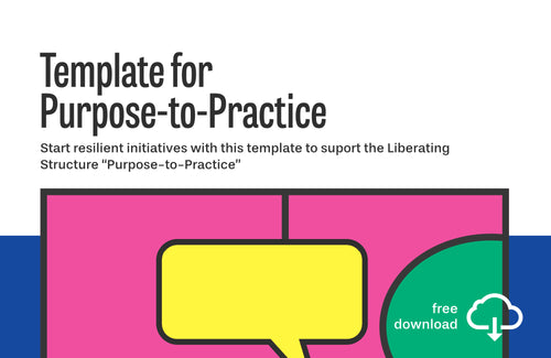 Canvas: Purpose-to-Practice Template (PDF)