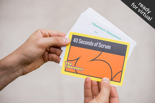 40 Seconds of Scrum (Also For Virtual Teams)