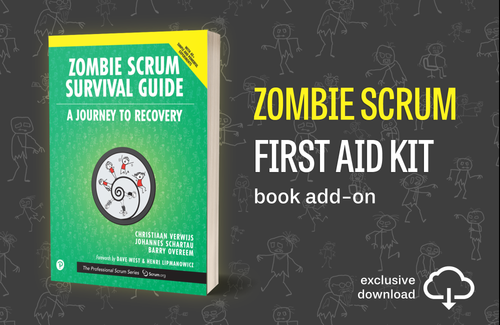 Zombie Scrum First Aid Kit (Digital)