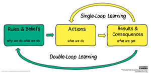 Do-It-Yourself Workshop: Amplify Learning In Your Team With More Double-Loop Learning