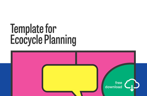 Canvas: Ecocycle Planning Template (PDF)