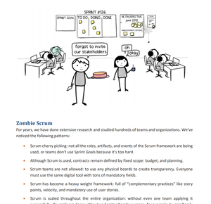 Whitepaper: Liberating Structures – an Antidote to Zombie Scrum