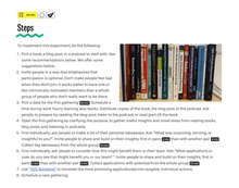 Load image into Gallery viewer, Experiment: Start a Book Club to Learn Together