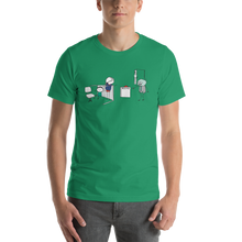 Load image into Gallery viewer, Zombie Scrum shirt (Release? Boom!)
