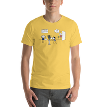 Load image into Gallery viewer, Zombie Scrum shirt (Goldplating anyone?)