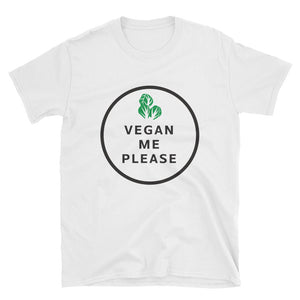 Vegan Me Please Signature Tee