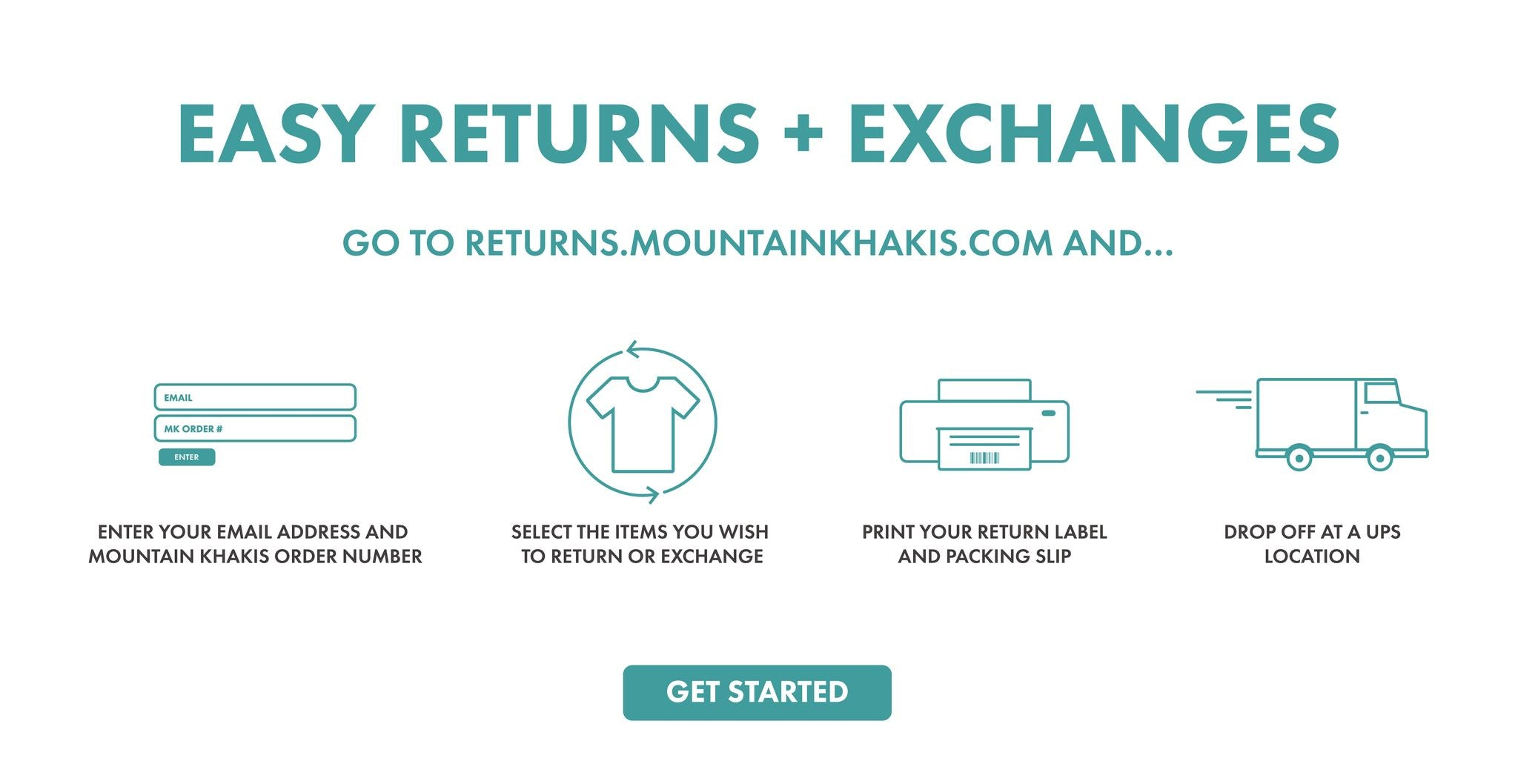 Mountain Khakis Returns And Exchanges