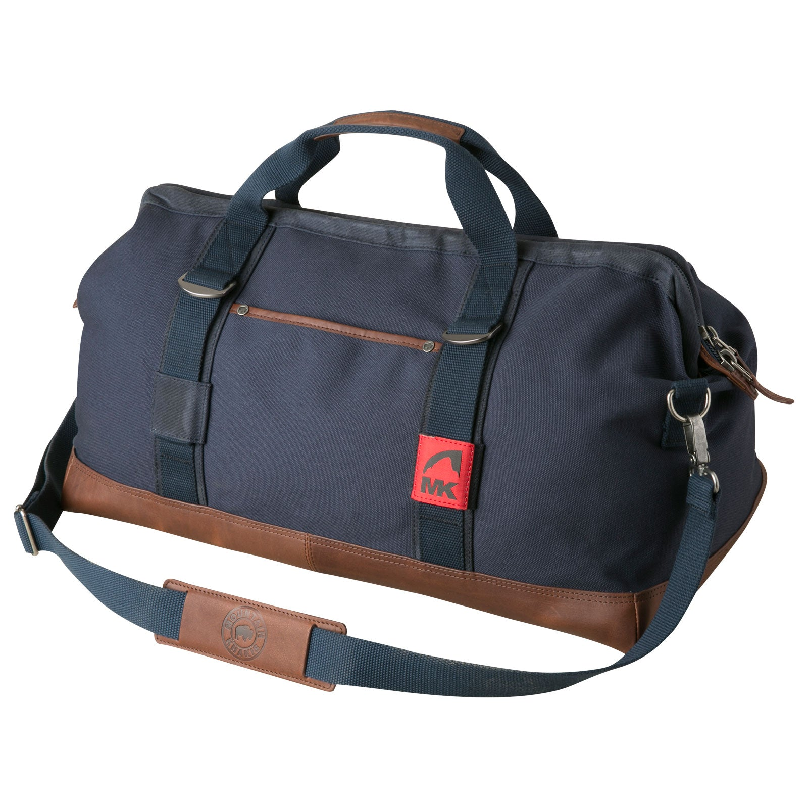 a667f319a Cabin Duffle Bag | Waxed Canvas Water Resistant | Mountain Khakis