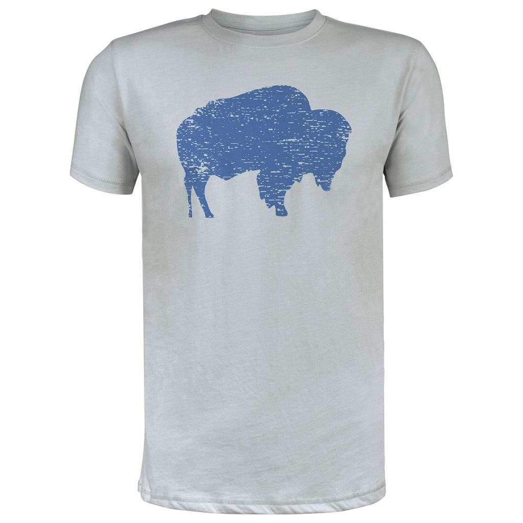 Men's Bison T-Shirt | Mountain Khakis