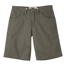 Men's Camber 107 Short | Classic Fit / Terra
