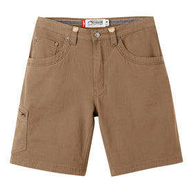 Men's Camber 107 Short | Classic Fit / Tobacco
