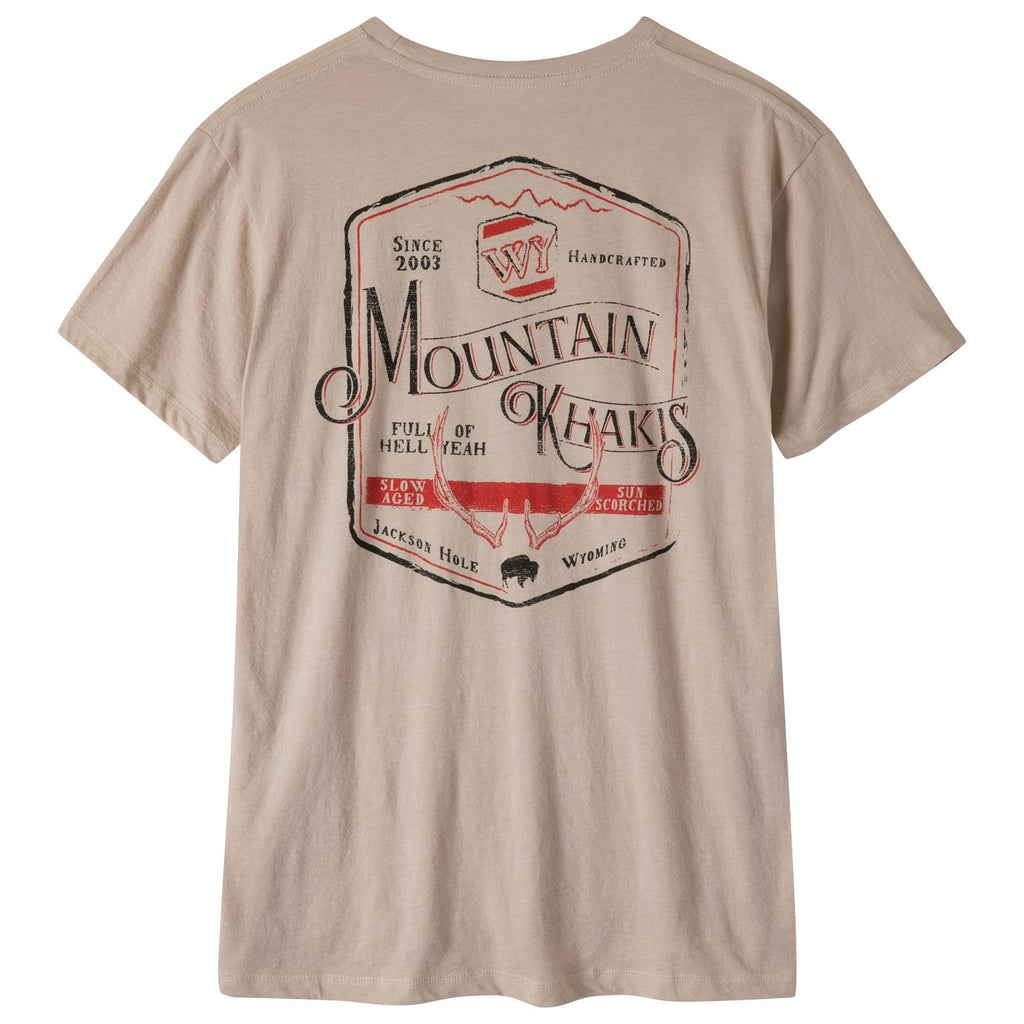 Mountain Khakis Men's Genuine MK T-Shirt