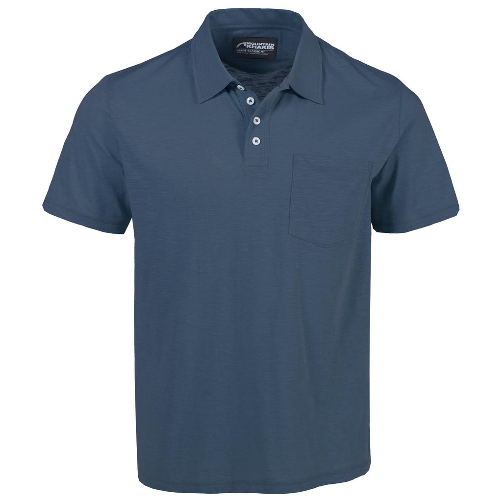 Men's Bleeker Short Sleeve Polo