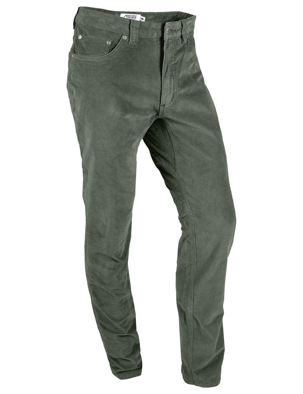Men's Canyon Cord Pants | Slim Tailored | Mountain Khakis